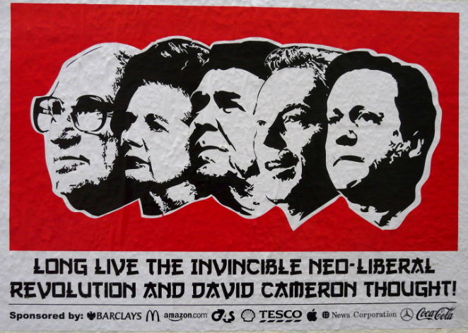 Neoliberalism, New Media & The Political Discourse